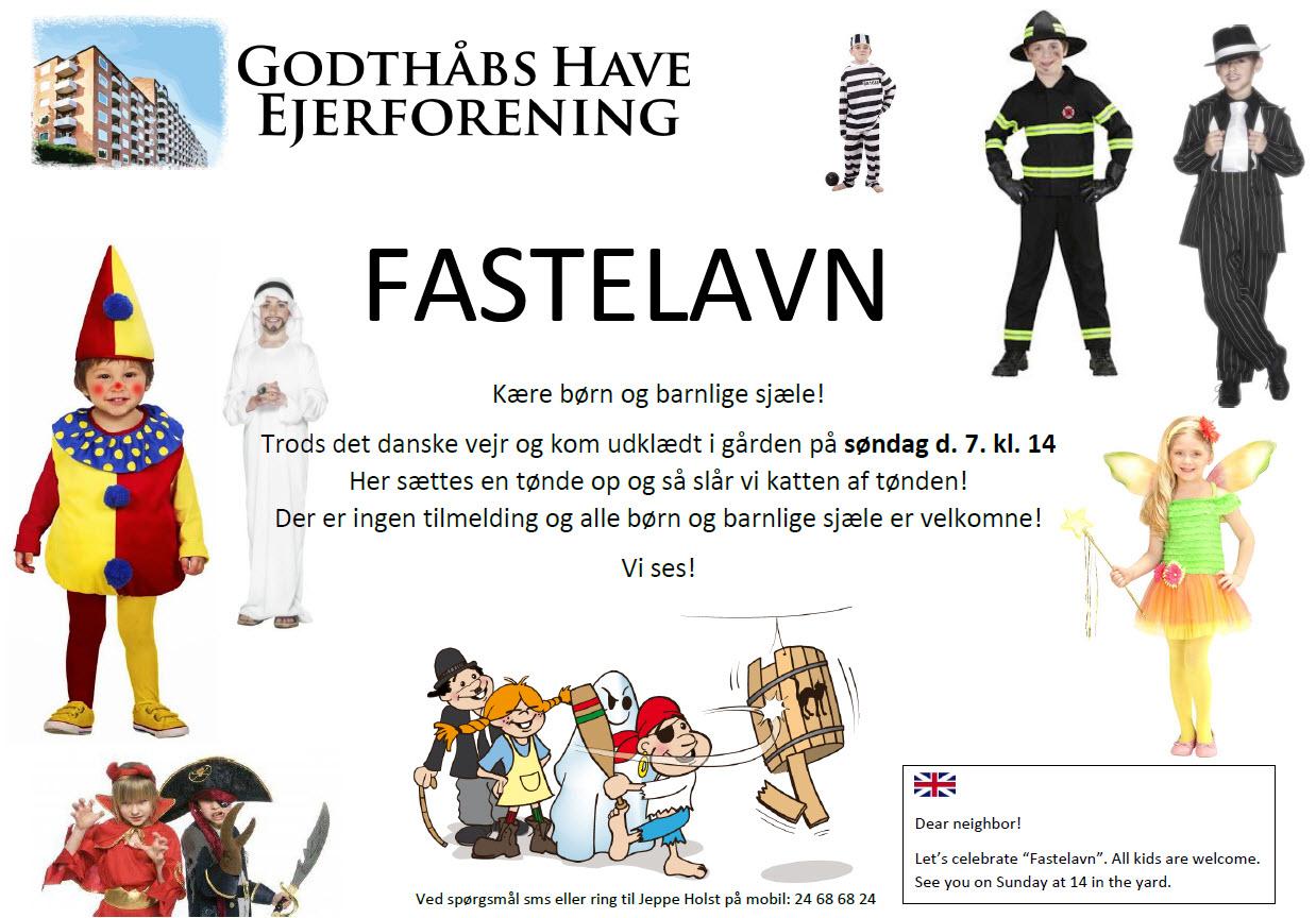 GHH Fastelavn 2016